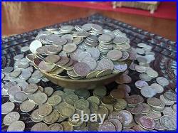 1/2 Half Pound of 90% Silver Dimes NO JUNK Roosevelt/Mercury/Barber Coins
