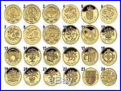 £1 One Pound Rare British Coins, Coin Hunt 1983-2015 All Coins In Stock