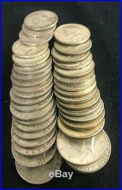 1 One Troy Pound LB BENJAMIN FRANKLIN Kennedy JFK Half Dollar US Silver Coins