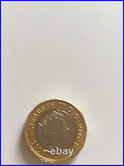 £1 Pound Coin, Rare Coin