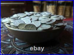 1 Troy Pound of 90% Silver Dimes NO JUNK American Silver Hoard Survival Bag