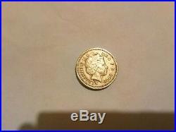 17 Year Old British One Pound Coin