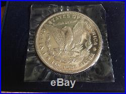 1878 Giant Morgan Proof. 999 Pure Silver Round One Troy Pound 12 oz