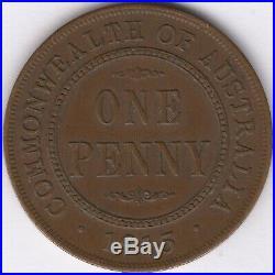1915 Australia George V One Penny Pennies2Pounds