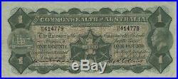 1926 One Pound Kell/Collins R24 Very Fine