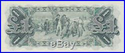 1927 One Pound Riddle/Heathershaw R26 Uncirculated