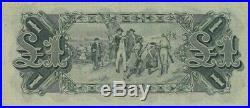 1927 One Pound Riddle/Heathershaw R26 good VF