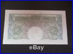 1930 One Pound Note Catterns In Uncirculated Condition, Duggleby Ref B225