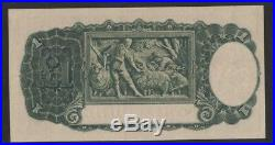 1933 Australia One Pound Ridle/Sheehan N 55 618015 nice Fine ++