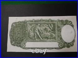 1949 Australian One Pound STAR note Coombs/Watt Last Prefix gVF