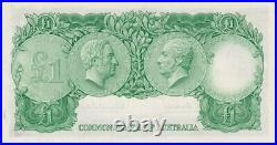 1961 One Pound Coombs/Wilson R34A Uncirculated