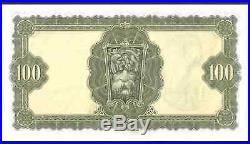1977 Ireland Series A One Hundred Pounds (£100) Banknote Good Extremely Fine