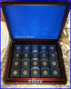 1983 2019 £1 One Pound Proof Coin THE ULTIMATE COLLECTION 51 Coins In Total