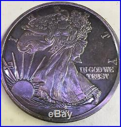 1992 Standing Liberty Silver Round 3 1/2 One Troy Pound. 999 Fine Silver Coin