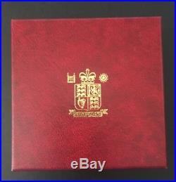 2007 One Pound Gold GREAT BRITAIN MILLENNIUM BRIDGE COIN PROOF #317 /1500 19.61g