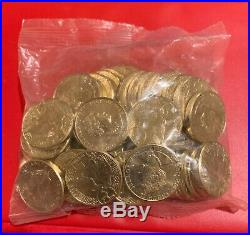 2017 Raven and Falcon £1 One Pound Coins SEALED BAG x 50 COINS