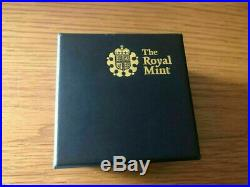 2017 Royal Mint Nations of the Crown Gold Proof One Pound Piece £1 Boxed