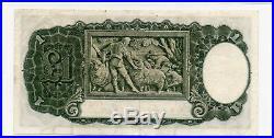 Australia 1933 One Pound £1 Riddle/Sheehan R28 Good Very Fine CRISP N/38 345296