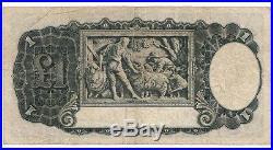 Australia 1933 Riddle / Sheehan General Prefix 1 One Pound Note gF-aVF