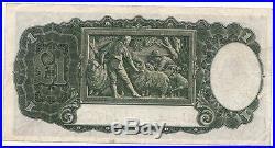 Australia 1942 Armitage / McFarlane General Prefix 1 One Pound Note gVF