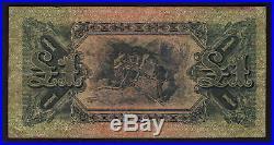 Australia R-21. (1918) Cerutty/Collins One Pound. B Prefix, Q Suffix. Fine