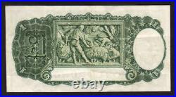 Australia R-28. (1933) One Pound. Riddle/Sheehan. Legal Tender Issue. AEF-EF