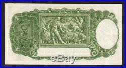 Australia R-31. (1949) One Pound Coombs/Watt. King George VI. EF Crisp