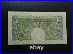Bank of England Catterns One Pound note 1930 Pick363b serial# T33