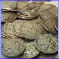 Black Friday Sale One Half Troy Pound 90% Junk Silver US Coins All Half Dollars