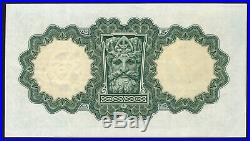 Currency Commission Irish Free State One Pound 1934. Date 19.4.34. Top end GVF