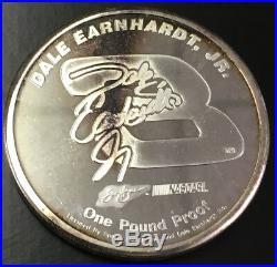 Dale Earnhardt, Jr. #3 Nascar One Pound Proof #00410