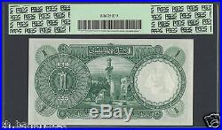 Egypt One Pound 5-12-1931 P22bs Specimen Uncirculated