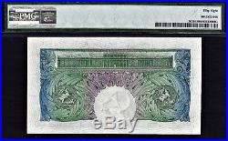 England One Pound 1929-34 B. G. Catterns Series R67 Pick-363b About UNC PMG 58