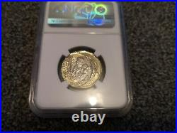 Error Coin £1 One Pound Coin Double Strike Off Centre Strike NGC Slabbed RARE