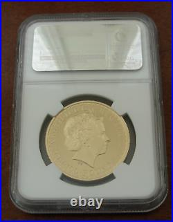 Great Britain 2010 Gold 1 oz 100 Pounds NGC PF69UC Britannia
