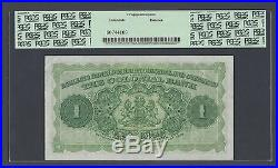 Jamaica One Pound (1926) Barclays Bank Ps141p Specimen About Uncirculated