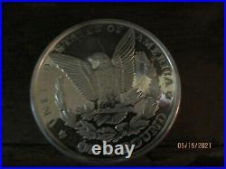 Lady Liberty One Pound 16 OZ Silver Round Pure Silver Bullion