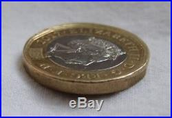 New 2017 £1 One Pound Coin Mis-Strike Press Error EXTREMELY RARE & COLLECTABLE