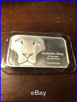 One Pound (16 Ounces, 1 oz & 5oz). 999 Pure Sterling Silver Bullion FREE SHIP