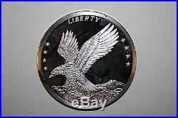 One Pound. 999 Silver Eagle