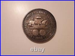 One Pound (999) of pure silver Columbus 1492/1992 Discovery Quincentennial