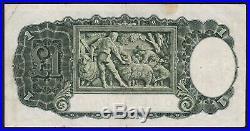 One Pound Australian Banknote 1933 Riddle Sheehan R28 N/51