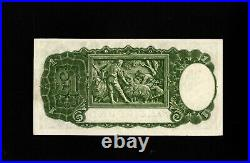 One Pound Commonwealth of Australia banknote R 31 Coombs Watts signatures 1949