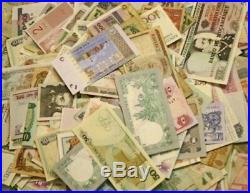 One Pound World Banknotes Paper Money