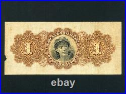 RhodesiaP-S148,1 Pound, 1939 Standard Bank of South Africa RARE