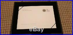 Royal Mint 25th Anniversary Gold and Silver Proof One Pound £1 Collection