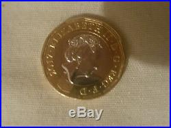 SALE RARE 12 Sided £1 Coin Date 2016 & 2017 Uncirculated ONE POUND