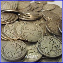 Spot Prices 24/7 One Troy Pound 90% Silver US Coins Mixed Half Dollars